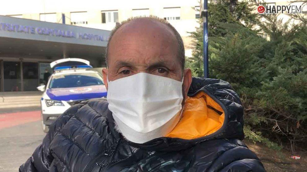 Juanito Oiarzabal recibe el alta médica después de superar el coronavirus