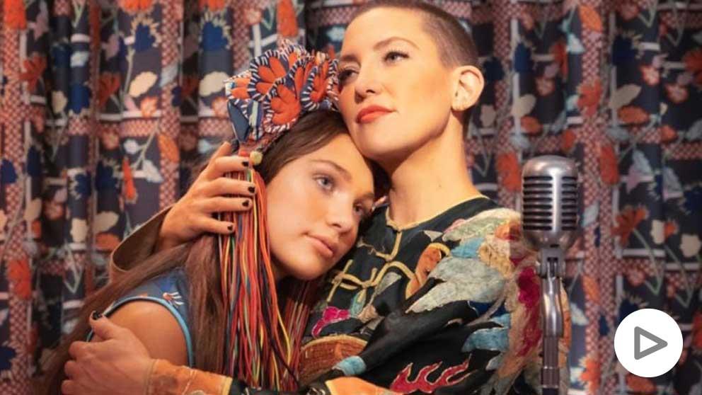 Kate Hudson y Maddie Ziegler protagonistas de 'Music', el debut de Sia como directora.