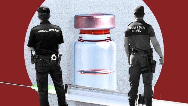 AstraZeneca Policía