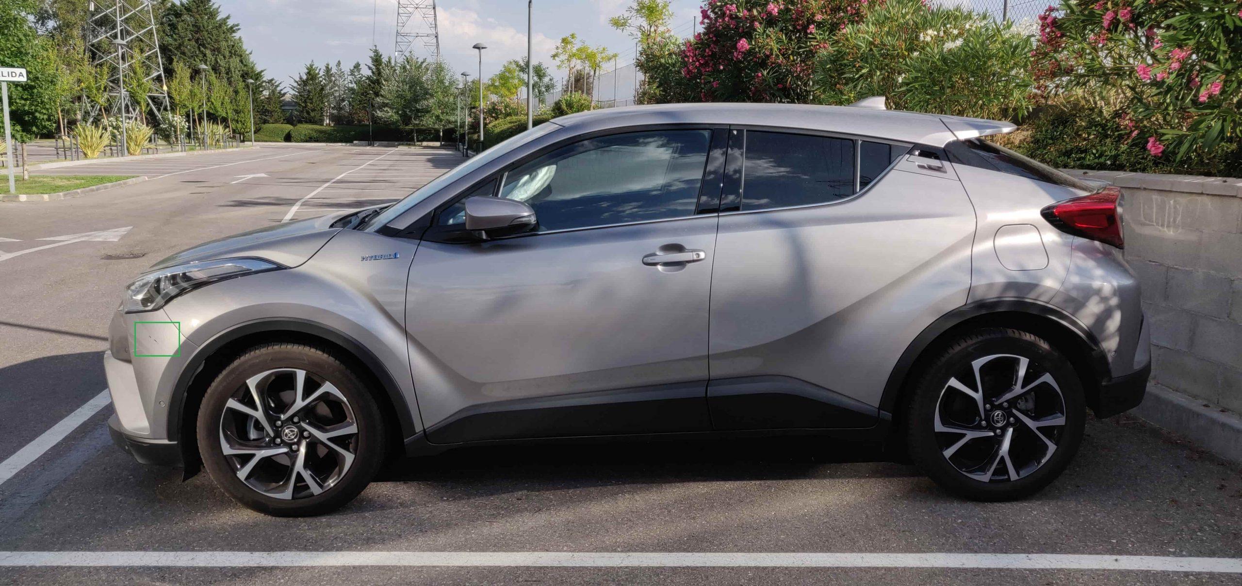 El poder de la IA en la valoración de daños de vehículos: un detector en tiempo real de arañazos y golpes