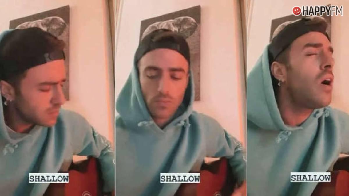 Álvaro de Luna interpreta 'Shallow'