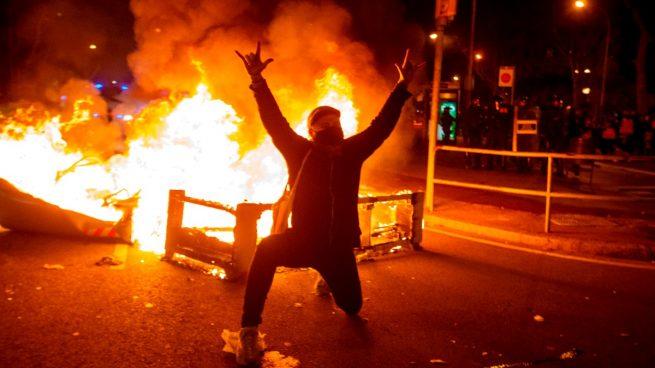 Disturbios Vox