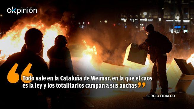 La Cataluña de Weimar