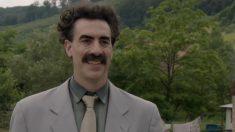 Sacha Baron Cohen en 'Borat. Película film secuela' (Amazon Prime/YouTube)