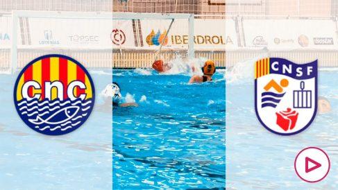 CN Catalunya – CN Sant Feliu: División de Honor Femenina de waterpolo