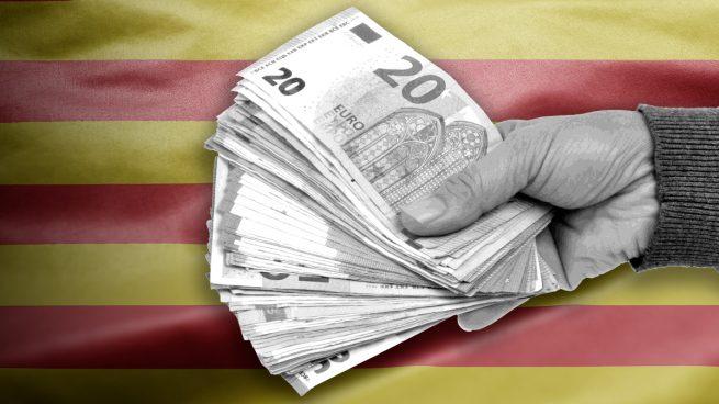 Cataluña se endeudará a corto plazo en casi 3.000 millones de € por tensiones de liquidez