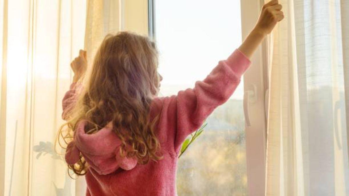 Debemos procurar ventilar a diario la habitación de los niños