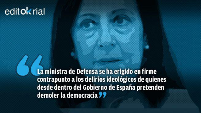 Margarita Robles, una ministra en defensa de la democracia
