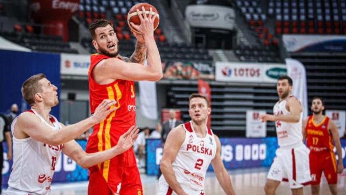 Fran Guerra decidió con un tiro libre (FIBA)