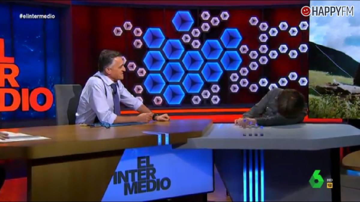 Jordi Évole en 'El Intermedio'