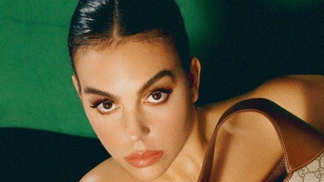 Georgina Rodríguez en la portada de 'InStyle'