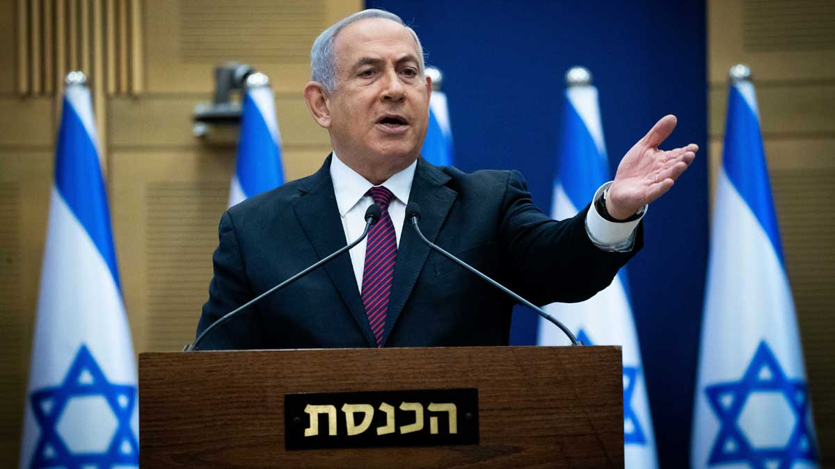 El primer ministro de Israel, Benjamin Netanyahu. Foto: EP