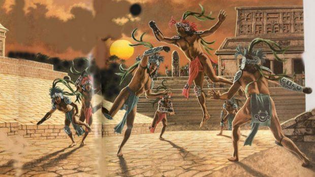 Cultura Maya: Así jugaban a su famoso Juego de la Pelota