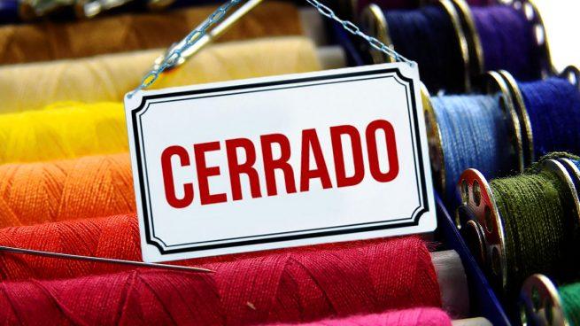 Drama en el sector textil: