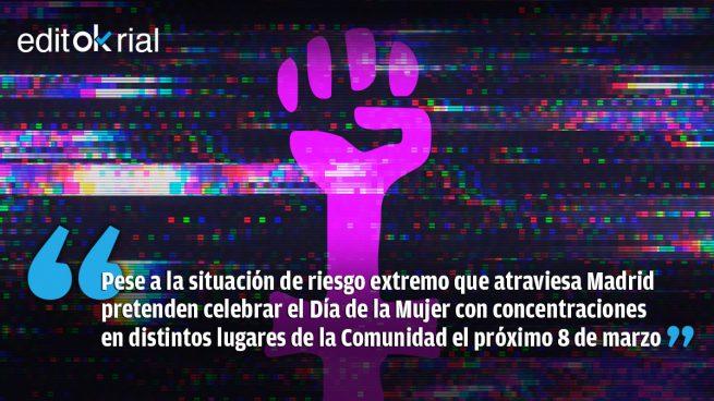 Las 'feminazis' de Podemos, un peligro para la salud pública