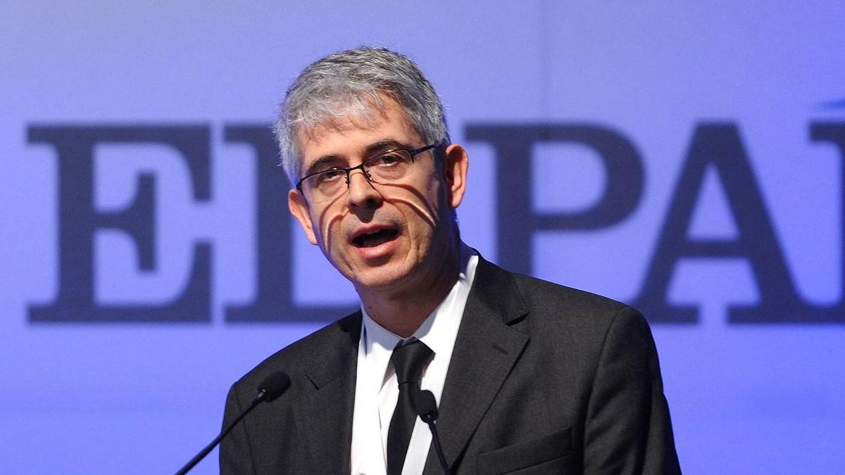 Javier Moreno, director de 'El País'.