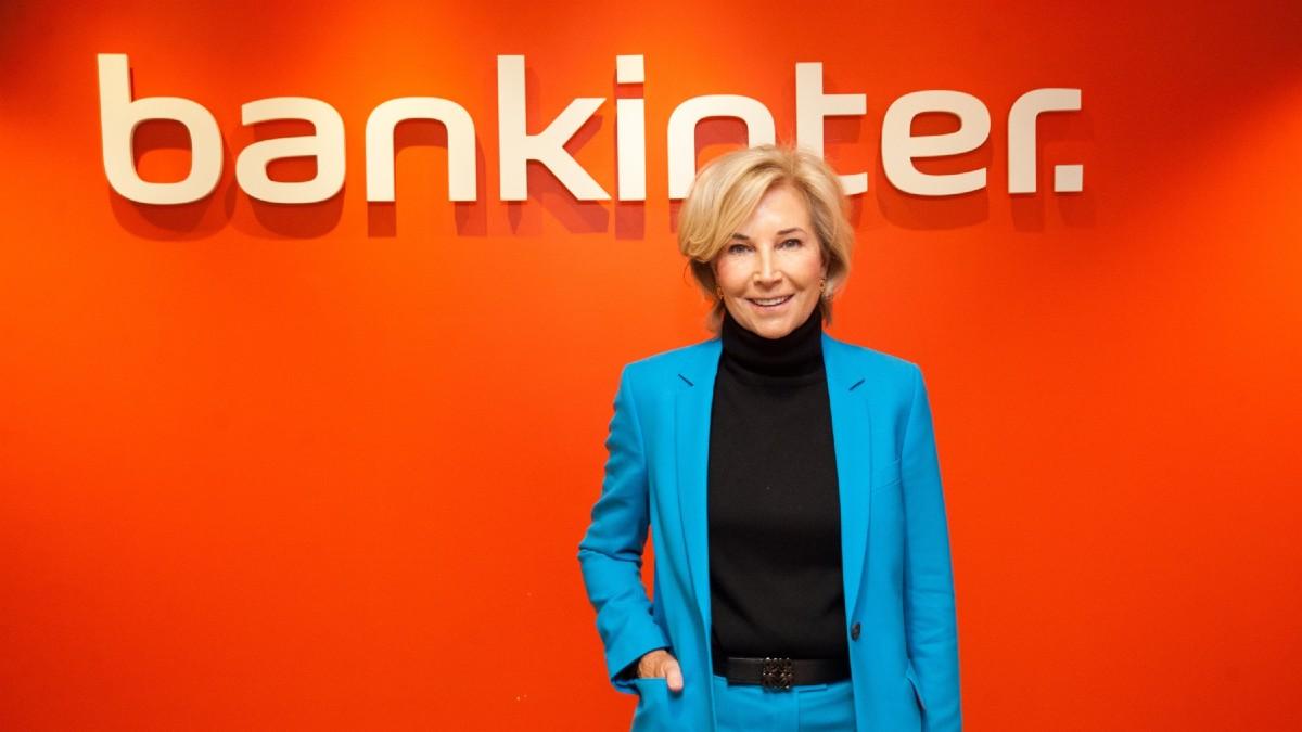 La consejera delegada de Bankinter, Dolores Dancausa.
