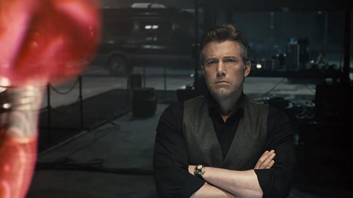 Batman en 'La Liga de la Justicia de Zach Snyder' (Warner Bros – HBO Max)