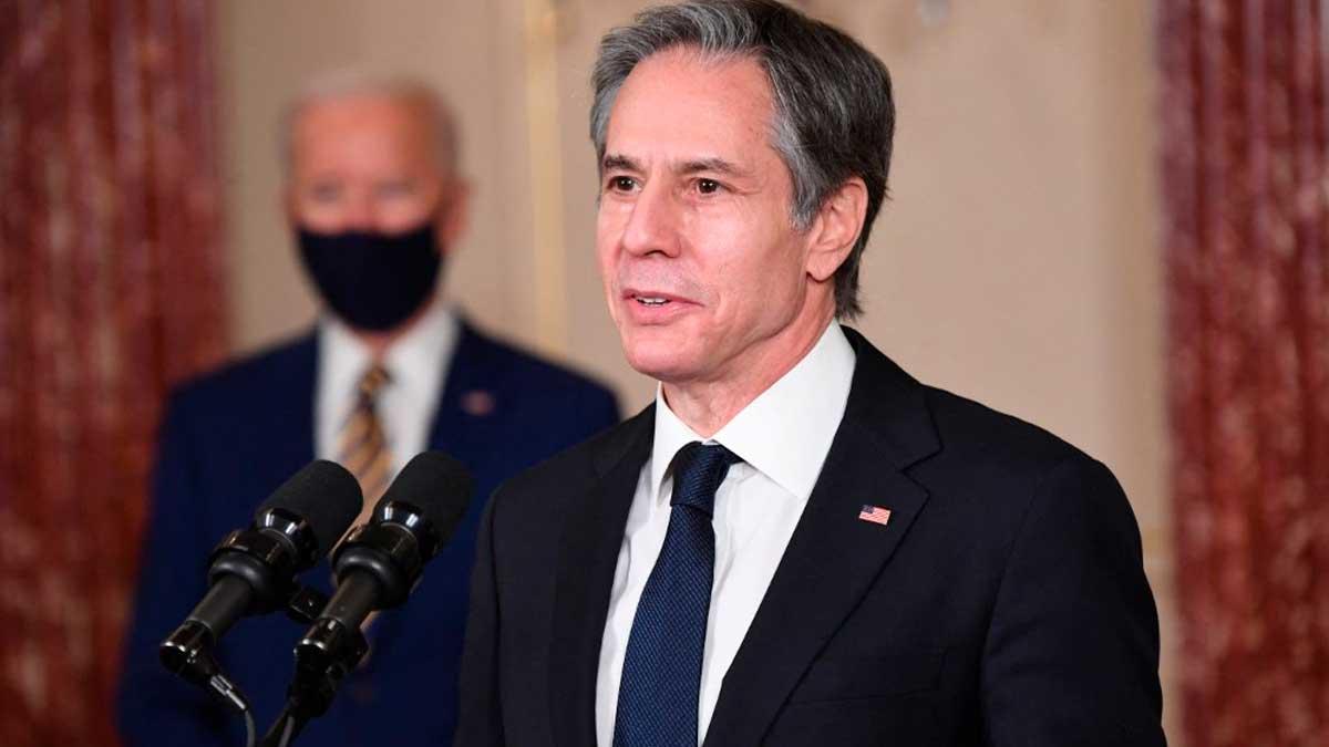 El nuevo secretario de Estado estadounidense en la administración Biden, Antony Blinken. Foto: AFP