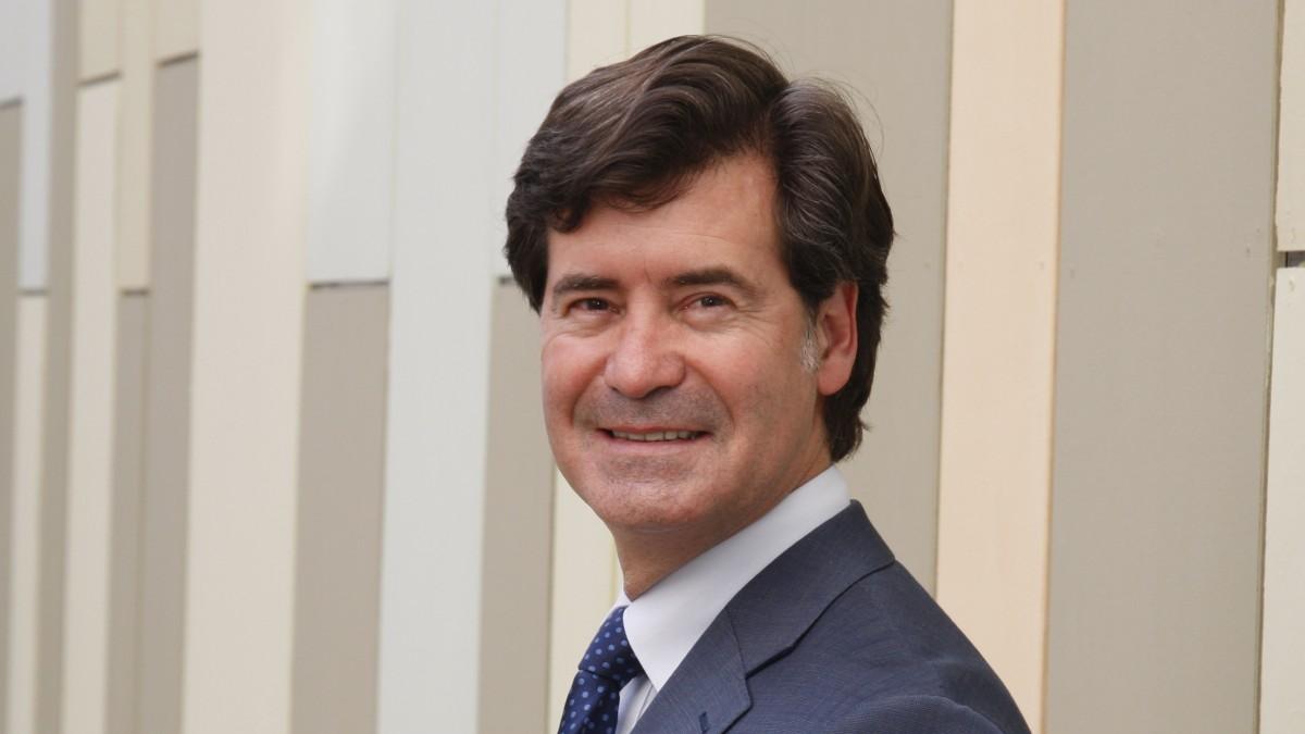 Miguel Rus, presidente de la CES
