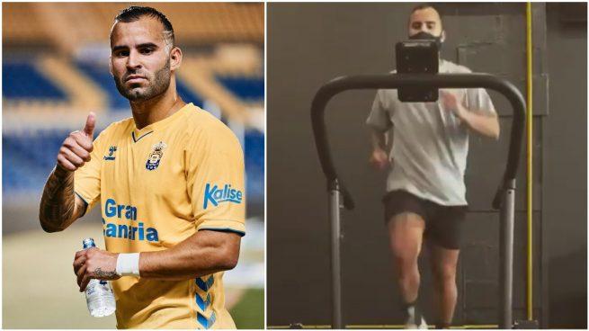 El antes y después de Jesé Rodríguez.