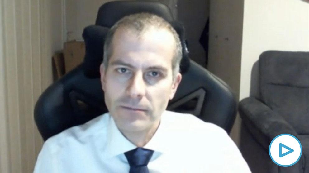 Antonio Labrador, representante de la Comisión Europea.