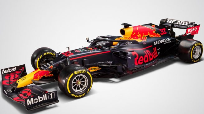 Todos los detalles del RB16B, la apuesta de Red Bull para competir con Mercedes