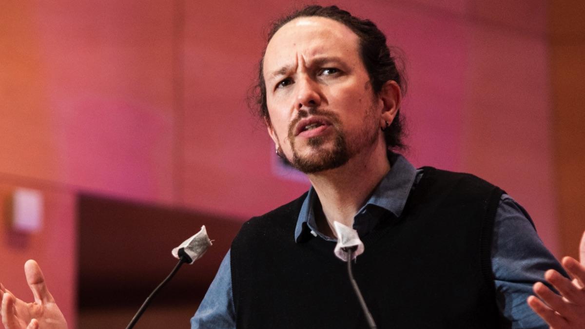 Pablo Iglesias, candidato a la Presidencia de la Comunidad de Madrid