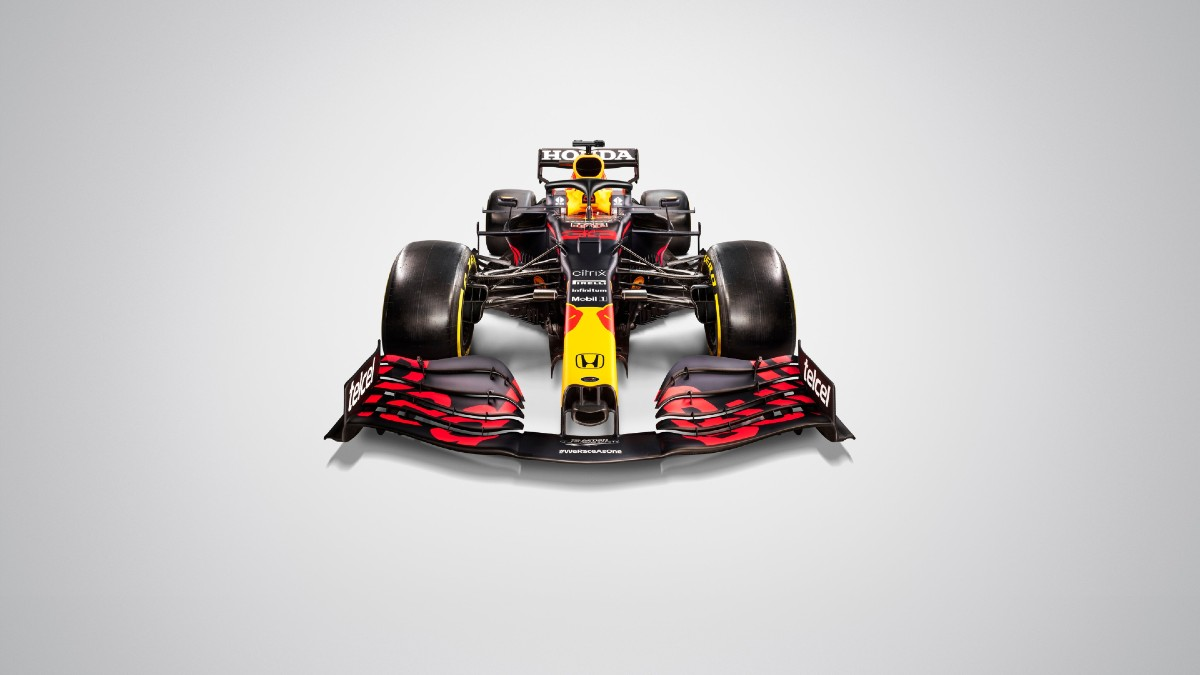 All the details of the RB16B, Red Bull's bet to compete with Mercedes