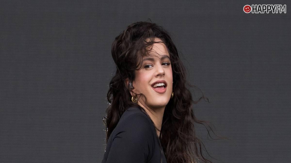 Rosalía en 'Saturday Night Live'