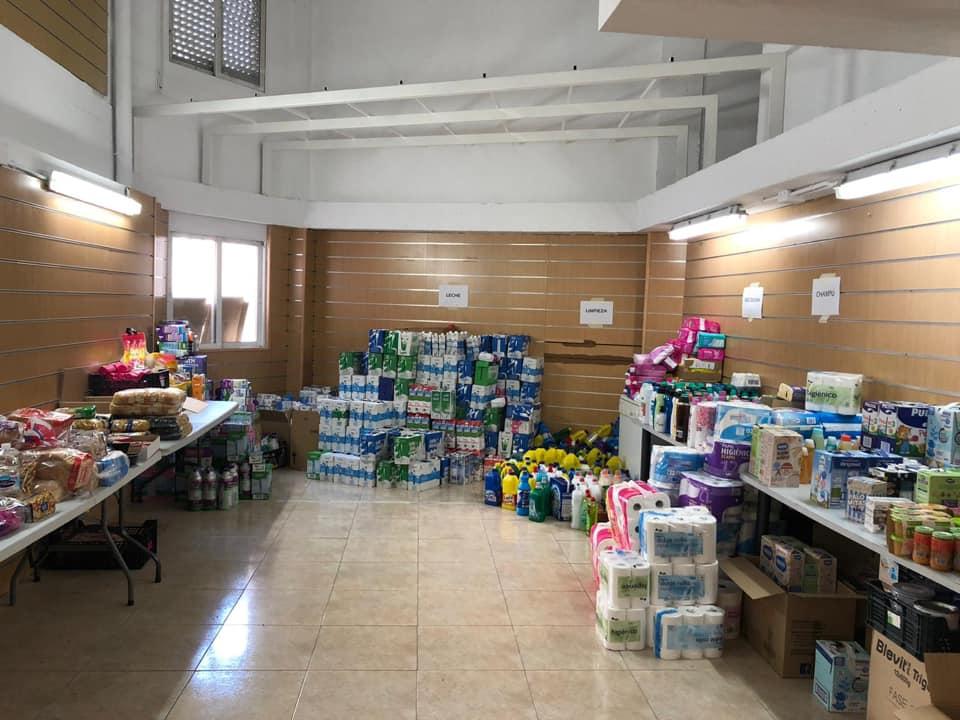 Las colas del hambre llegan a Galapagar: «Iglesias y Montero podrían hacer algo más»