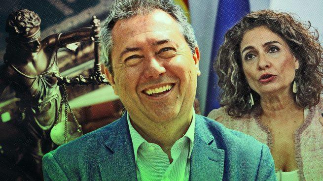 Isofotón hunde al PSOE: Juan Espadas y Marías Jesús Montero, cercados por la Justicia