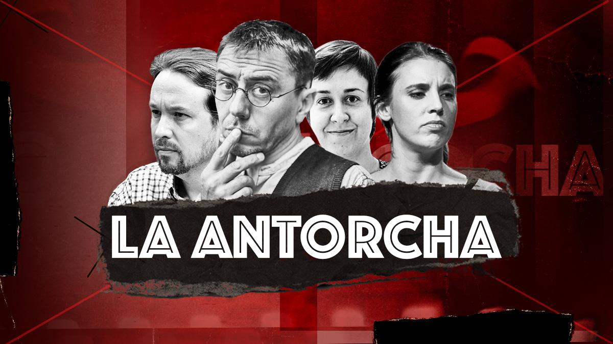 La Antorcha: La justicia estrecha el cerco a Podemos