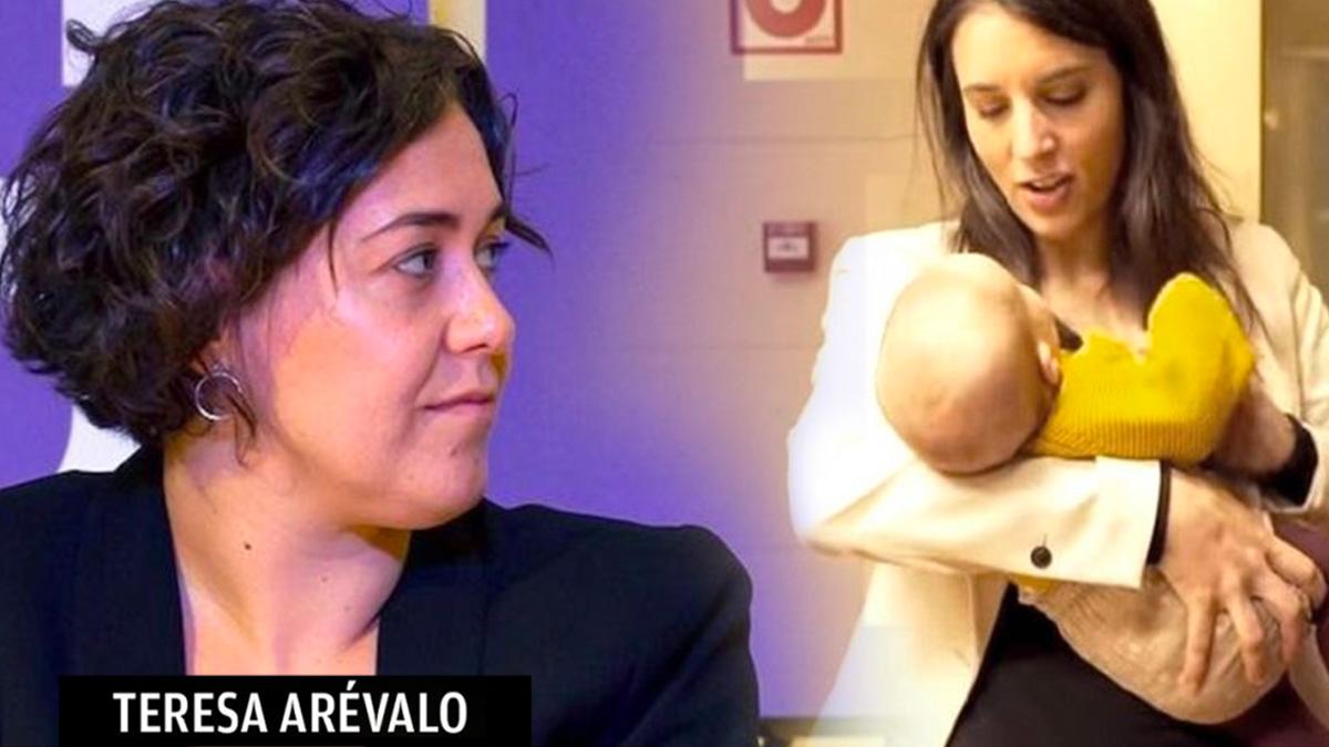 Teresa Arévalo, subjefa del gabinete de la ministra de Igualdad