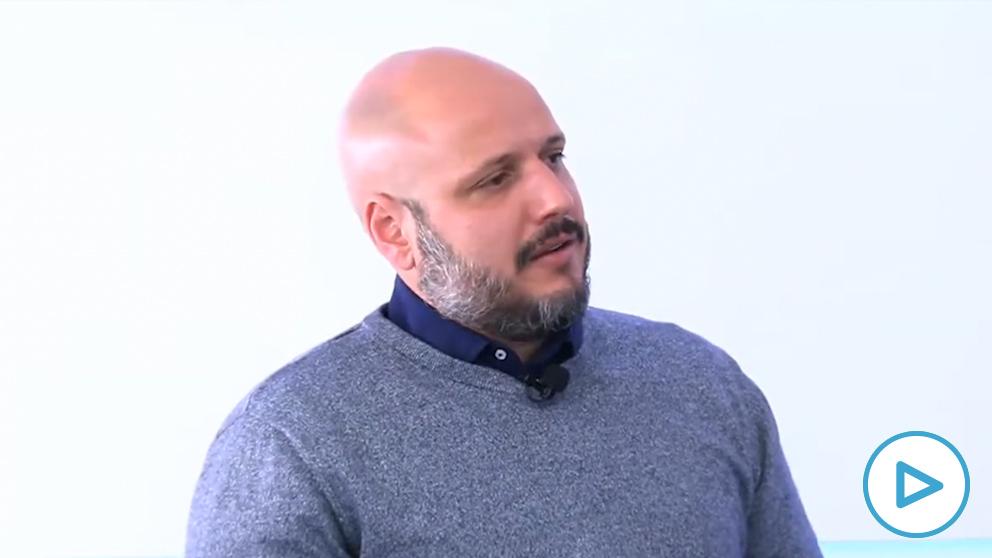 Rodrigo Alonso, del sindicato Solidaridad, en OKDIARIO