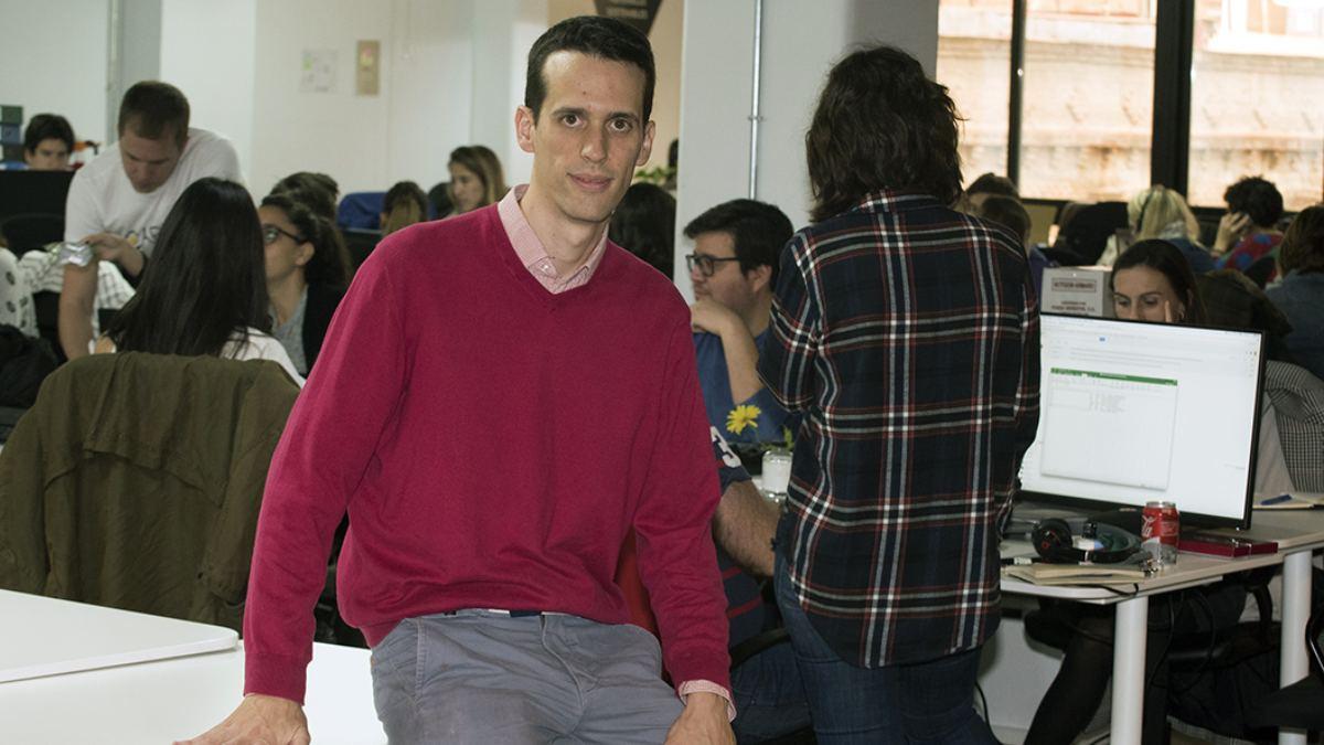 Juan Ignacio García Braschi, antiguo director financiero de Cabify