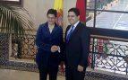 Los ministros de Exteriores de Marruecos y España escenifican la buena relación entre ambas naciones