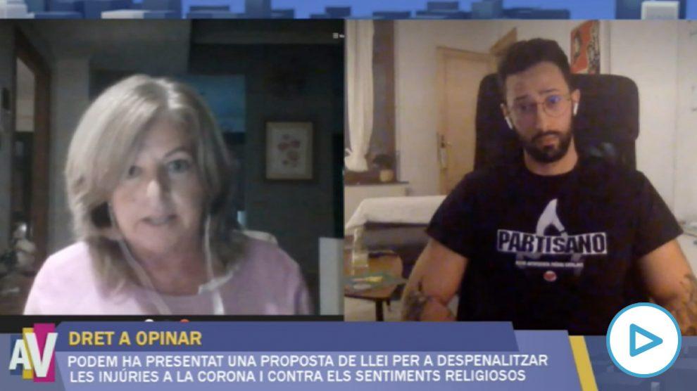 Consuelo Ordóñez y Valtonyc
