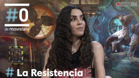 Ruth Lorenzo en 'La Resistencia'