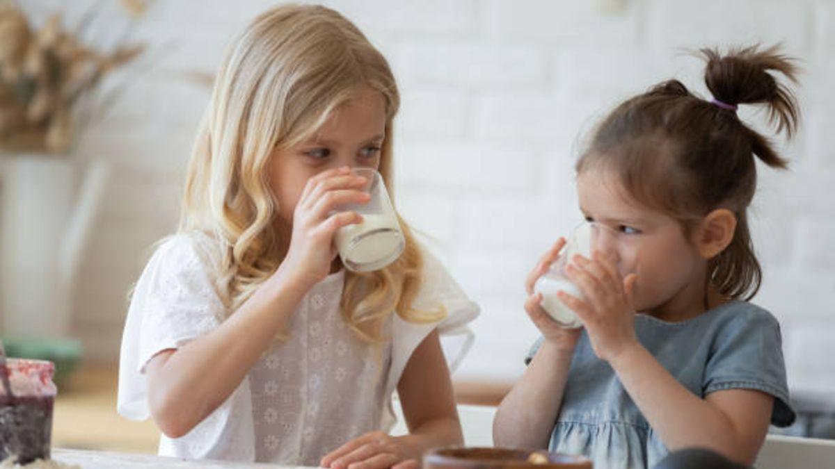 Todas las vitaminas que necesitan los niños para tener una buena salud