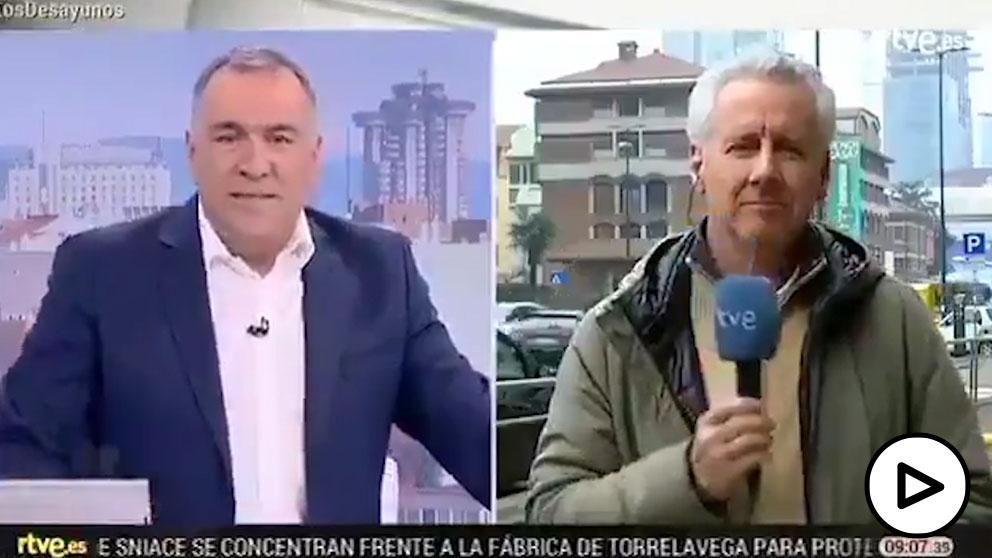 """Lorenzo Milá hablaba hace un año del coronavirus como """"una gripe común"""""""