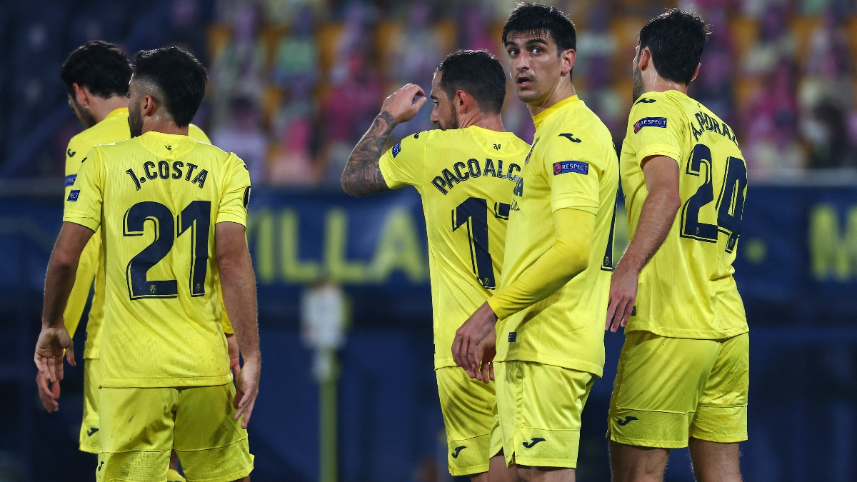 El Villarreal ya está en octavos de final de la Europa League. (AFP)