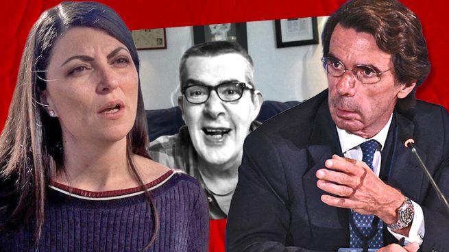 Máximo Pradera sobre el cáncer de Julia Otero: «¿No le podría tocar a Aznar o a Olona?»