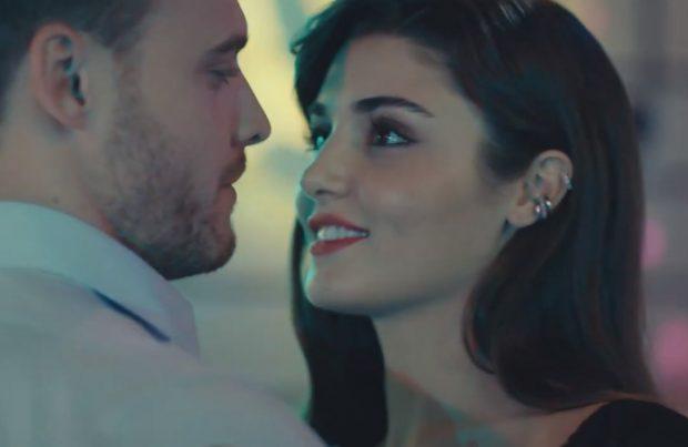 Serkan y Eda en Love is in the air