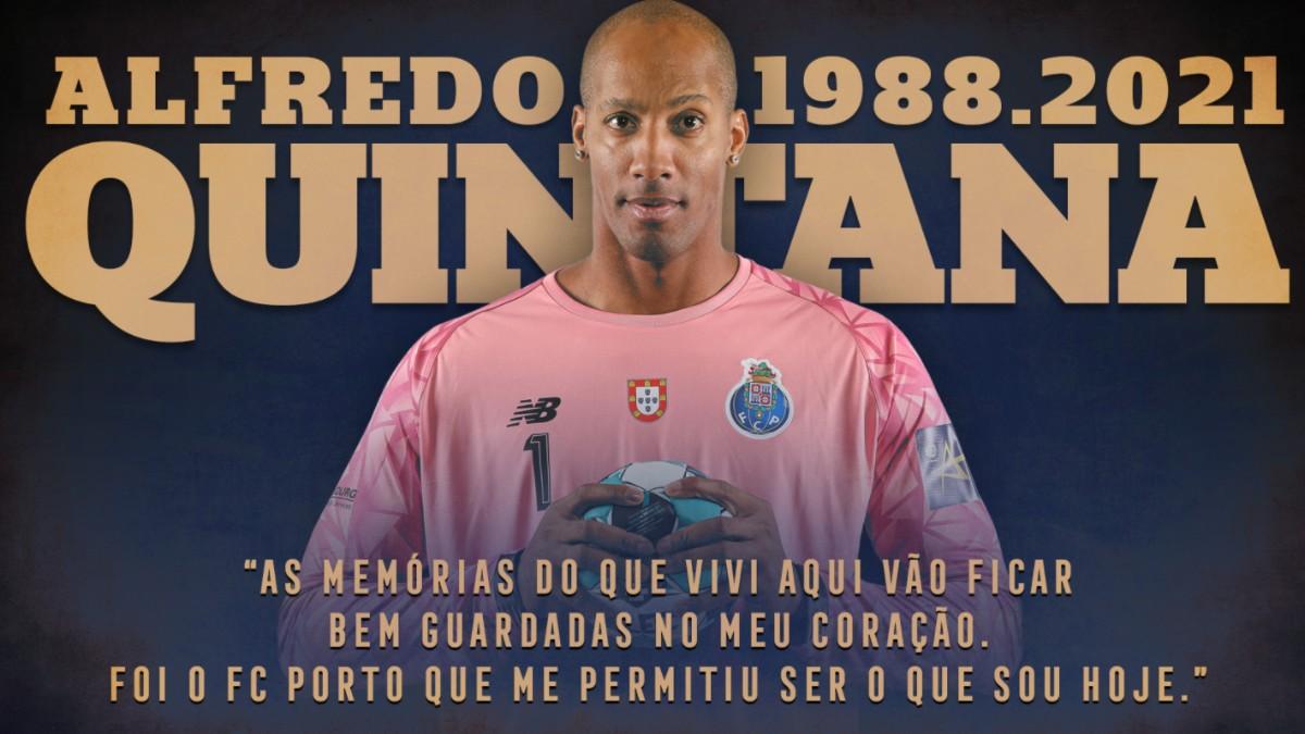 Muere a los 32 años el portero de balonmano Alfredo Quintana.