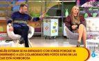 Belén Esteban y Jorge Javier en 'Sálvame'