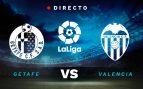 Getafe Valencia