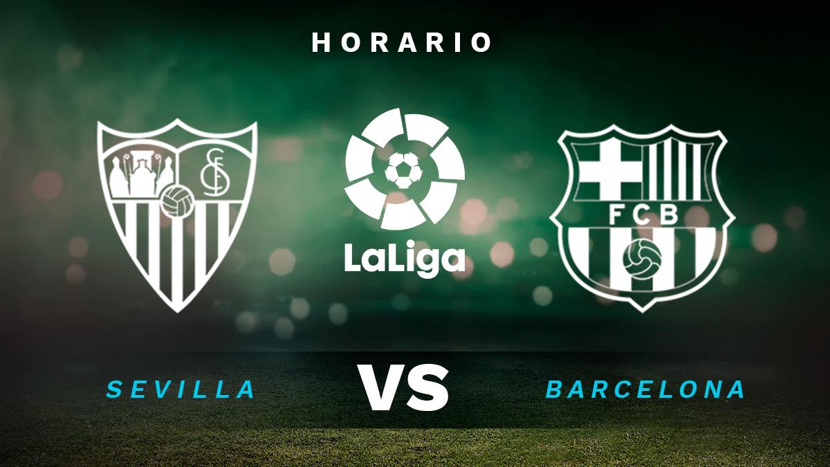 Sevilla – Barcelona: jornada 26 de la Liga Santander