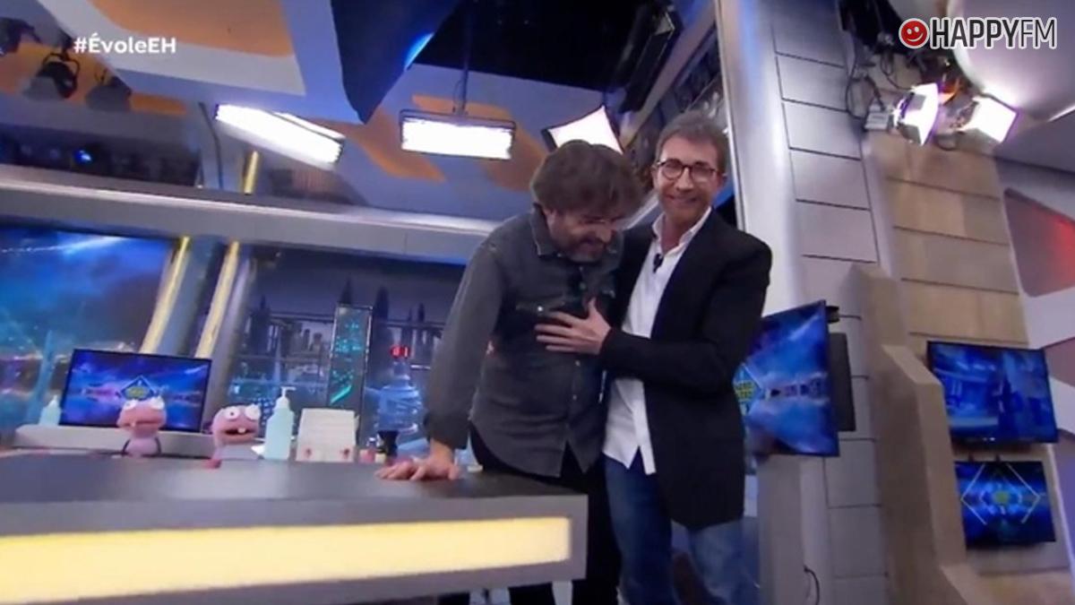 Jordi Évole en 'El Hormiguero'