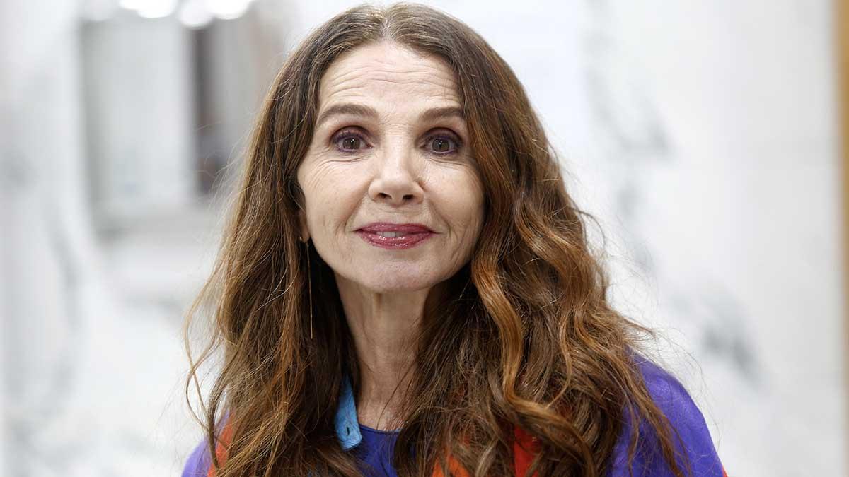 La actriz Victoria Abril